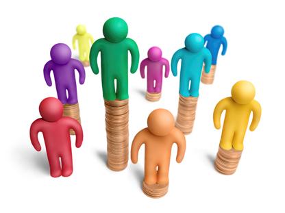 Verschillend beloning tussen top en werknemers het kleinst bij de overheid